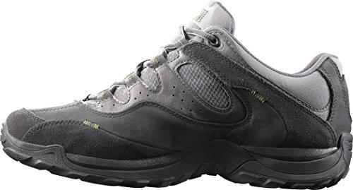 Salomon Elios 2 GTX - Chaussures - gris/noir 2016 Noir