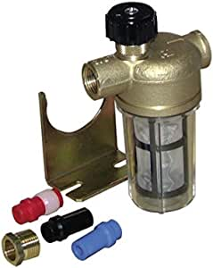 Watts Industries Heizölfilter Eine Leitung Mit Ventil Ig3 8 Typ Rv 22l0135100 Baumarkt