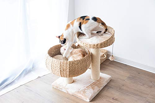 Zoom IMG-3 petpals group cozy paper rope