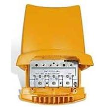 Televes 536040 - Amplificador mástil 12v 2e/1s b3/dab/u-u g25db