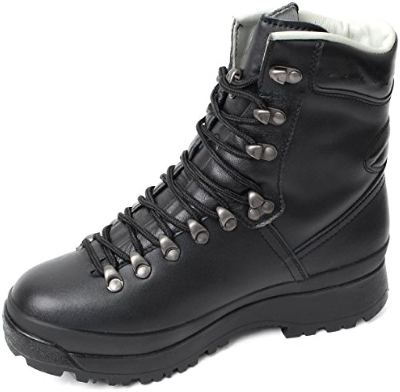 Noorsk ,  Scarponcini da camminata ed escursionismo donna - - - nero Taglia 40   Un equilibrio tra robustezza e durezza  57179d