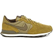 nike internationalist hombre amarillas