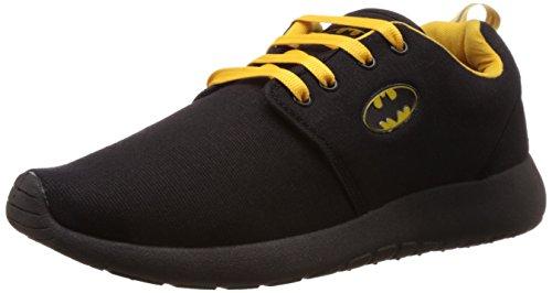 289d95877d Batman 8903346481446 Mens Black Running Shoes 8 - Best Price in ...