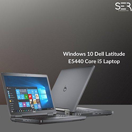 Windows 10 Dell Latitude E5440 Core i5 Laptop - 8GB DDR3 - 500GB - DVDRW - Wi-Fi