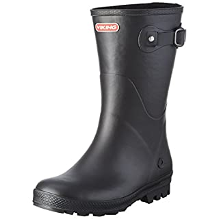 Viking Damen Hedda Winter Gummistiefel, Schwarz (Black 2), 39 EU