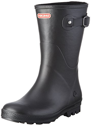 Viking Damen Hedda Winter Gummistiefel, Schwarz (Black 2), 38 EU