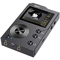 iRULU F20 High Res MP3 Player Bluetooth 4.0, Digitaler MP3 Audio Player mit DAC inklusive 32GB SD, erweiterbar bis 256GB