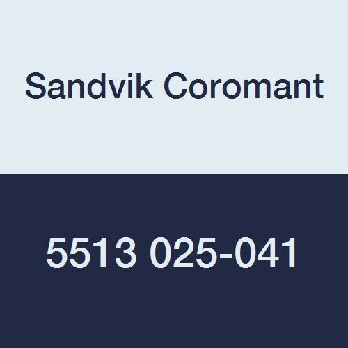 Sandvik Coromant 5513025–041Montage Artikel, Einsatz