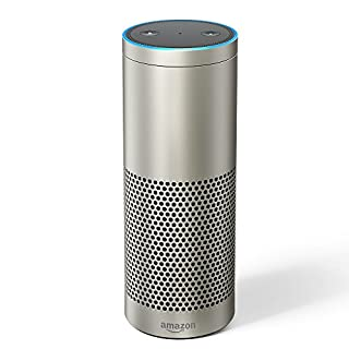 Certified Refurbished Echo Plus (Previous Generation - 1st Gen) - With built-in smart home hub (Silver) (B06XS1T4QR) | Amazon price tracker / tracking, Amazon price history charts, Amazon price watches, Amazon price drop alerts