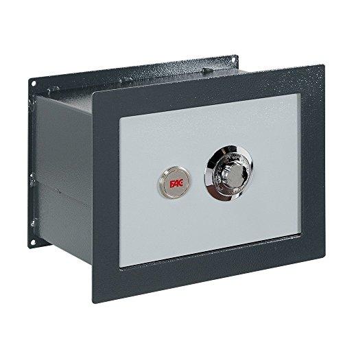 ECOSPAIN Caja Fuerte 102 M Cerradura mecánica. Chapa de Acero de 6...