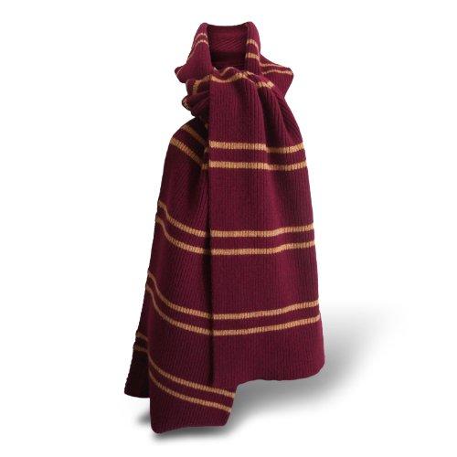 Harry Potter - Sciarpa in lana - Grifondoro - Originale - Lana di agnello con licenza originale