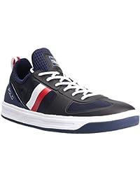 Ralph Lauren Baskets 816-702986-001 Prix 42 Blanc