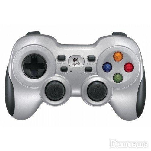 Logitech F710 PC-Gamepad schnurlos (Pc Wireless Controller Logitech)