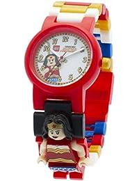 Lego Reloj + Link Super Heroe Mujer Maravilla