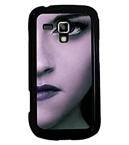 PRINTSWAG BEAUTIFUL GIRL Designer Back Cover Case for SAMSUNG GALAXY S DUOS 2 S7582