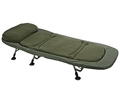 TF Gear Flat Out 3 Leg Carp Fishing Bed Chair from TF Gear