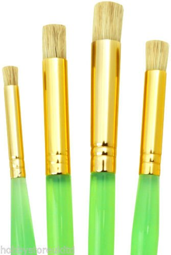 stencil-brushes-brush-set-white-bristle-with-rubber-grip-stenciling-brushes-new