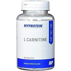 Myprotein L-Carnitine 90 Tabletten, 1er Pack (1 x 90 g)