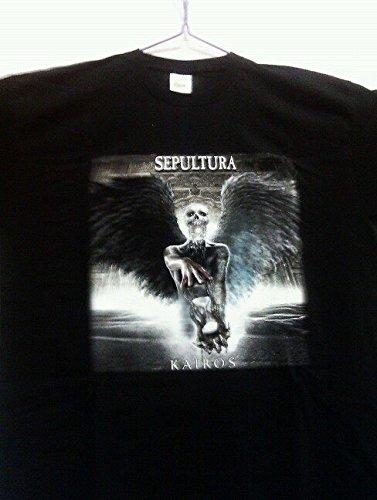 SEPULTURA T.SHIRT UNISEX TG. M