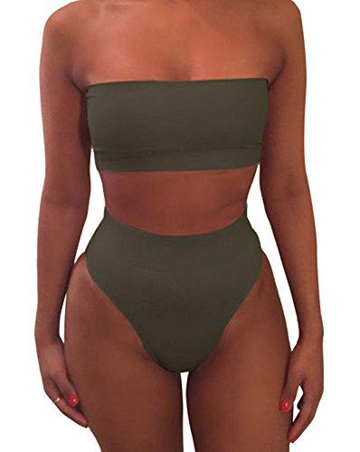 fcefb1fa1b Honestyi 2PCS Bikini Set Women Sexy Bikini Lingerie & Underwear ...