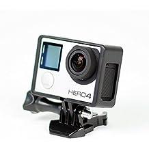 tinxi® Frame Monte trípode para GoPro HD HERO 3 trípode adaptador de Vivienda de Protección