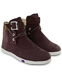 TEQTO Footwear Collection - Suede Ankle Boot for Women & Girl