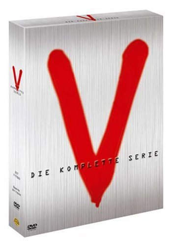 Bild von V - Die komplette Serie [5 DVDs]