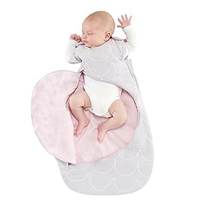 snuzpouch Designz saco de dormir 1,0tog–Rosa Wave