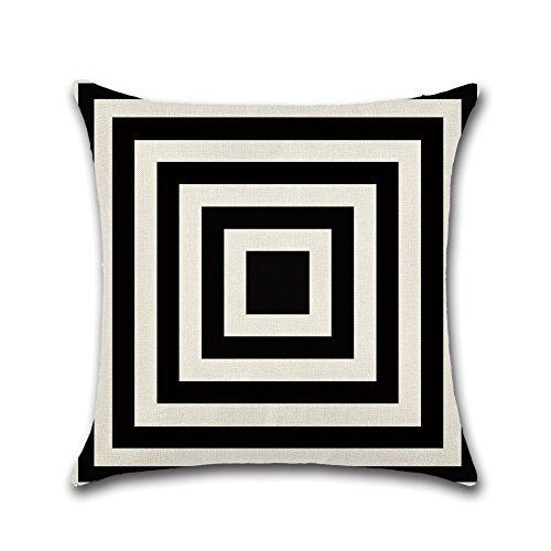 Od19 Taie d'oreiller Taie d'oreiller Jeté de Canapé Housse de coussin Home Decor Throw Taie d'oreiller Canapé couvertures