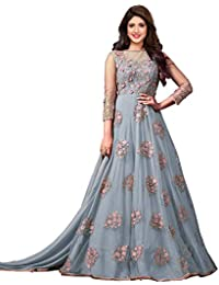 0d80080f50 Amazon.in: Greys - Dress Material / Ethnic Wear: Clothing & Accessories