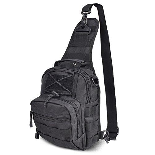 all'aperto impermeabile sul petto Pack/Coppia singola borsa a tracolla per il tempo libero/Riding Messenger bag/Multi-funzionale zaino-D D