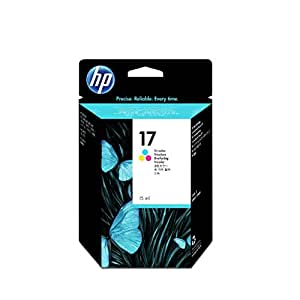 INK CARTRIDGE NO 17 SUPLC/M/Y 15ML
