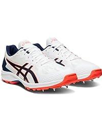 ASICS Men's Strike Rate FF Batting & Fielding Cricket Spike Shoes