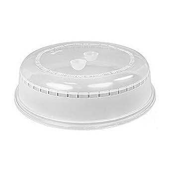 PLASTICOS DE GALICIA - Protecteur cloche de 21 cm pour Micro-Ondes*