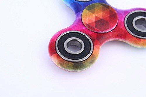 Fidget Spinner Switchali Hand Spinner Fidget Juguete Anti Ansiedad para Niños y Jóvenes Adultos Juguete Educación Juguetes de Aprendizaje - Juego Sensorial Hand Spinner -- barato