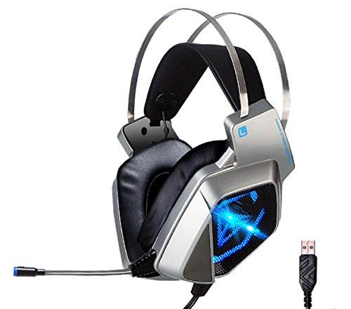 Cuffia Gaming iAmotus Luce LED...