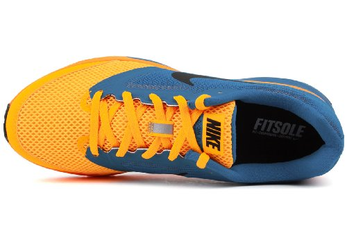 Nike Homme Zoom Fly chaussures de course 630915-800 Bleu / Jaune