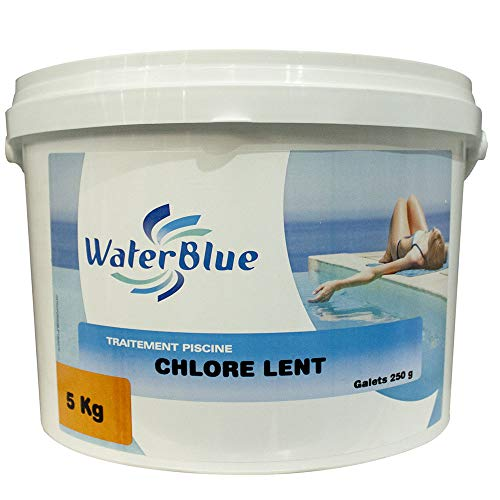 Astral Chlore Lent waterblue Galets 250g - 20kg