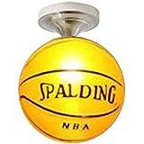 GQLB Création lumière plafond balcon football lampe éclairage (250*100mm), 250MM les enfants de 01 Basket-ball
