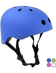 PedalPro Casque Vélo BMX – Choix de Tailles & Couleurs