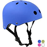 PedalPro BMX Bicycle Helmet - Choice of Colour & Size