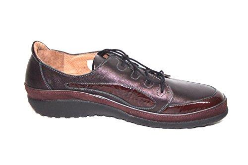 Naot - Hikaru, Damen Schuhe, Halbschuhe Rot (purple/wine)