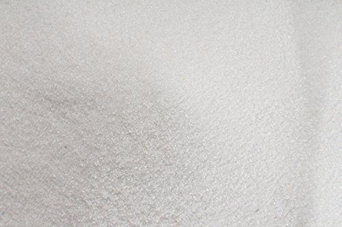 Arena FINE blanca 25 kg fondo Acuario arena-Cenicero