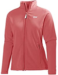 Helly Hansen Daybreaker, Forro polar Para Mujer, Naranja (257 Bright Bloom), Medium