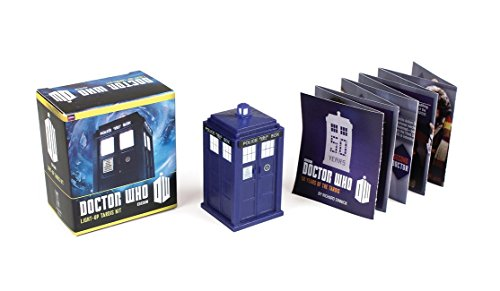 Doctor Who: Light-Up Tardis Kit (RP Minis) -