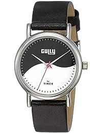 Gully by Timex Swirl Analog White Dial Women's Watch-TW000U606