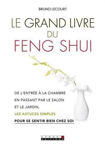 Le grand livre du feng shui : De l'entrée à la chambre, en passant par le salon et le jardin, les astuces simples pour se sentir bien chez soi