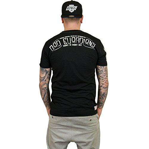 Yakuza Premium T-Shirt 2204 schwarz Schwarz
