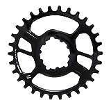 Sram Kettenblatt MTB 28T, Direct Mount, Stahl, schwarz 11-Fach, X-Sync 3mm Offset, 11.6218.027.010, Standard