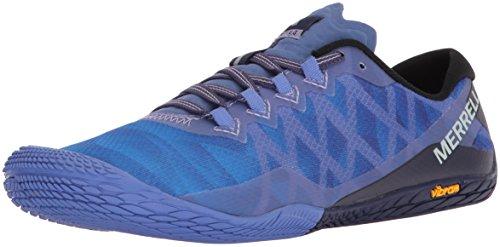Merrell  VAPOR GLOVE 3 Damen Laufschuhe, Blau (Baja Blau), 39 EU